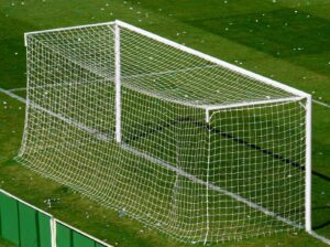 stort fodboldmål